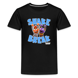 KIDS : Shake Break - Kids' Premium T-Shirt