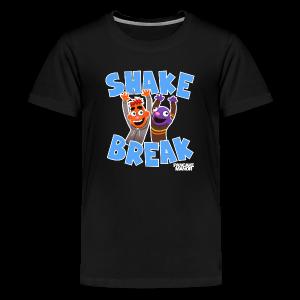 KIDS : Shake Break - Kids' Premium T-Shirt