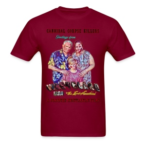 CANNIBAL FAMILY FUN Tee - Men's T-Shirt