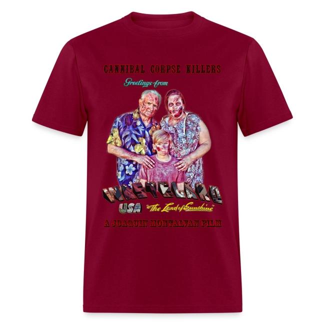 """""""CANNIBAL FAMILY"""" FUN Tee"""