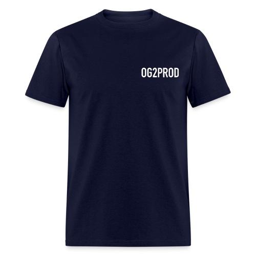 Men's T Shirt : navy - Men's T-Shirt