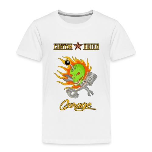 Mechanic (Custom Build) - Toddler Premium T-Shirt