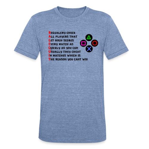 Winter T-Shirt - Unisex Tri-Blend T-Shirt