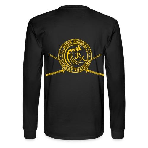 Combat Training T-Shirt Long Sleeve - Men's Long Sleeve T-Shirt