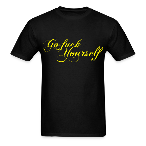Love yourself t-shirt - Men's T-Shirt