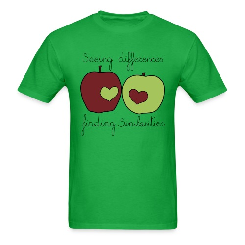 Similar apples - Men's T-Shirt