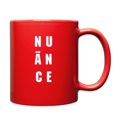 Nuänce Coffee Mug - Full Color Mug
