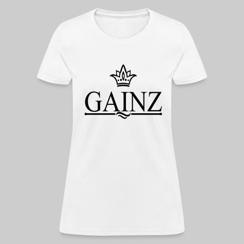Gainz 3 - Women's T-Shirt