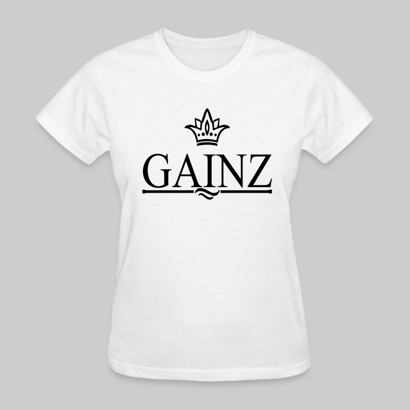 Gainz 3 - Women's T-Shirt