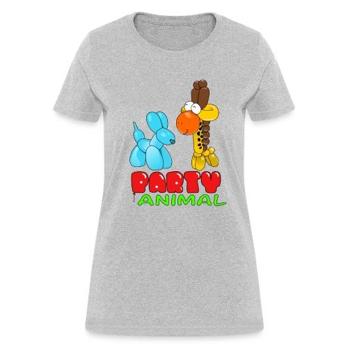 Party Animals Women - Women's T-Shirt