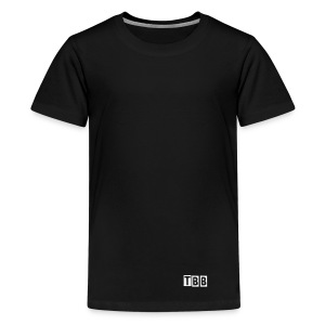 simple tbb shirt - Kids' Premium T-Shirt