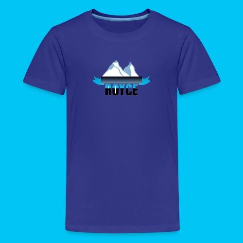 Youth BLUE ROYCE Shirt - Kids' Premium T-Shirt