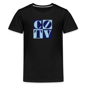 CoinOpTV 4Up Kid's Tshirt - Kids' Premium T-Shirt