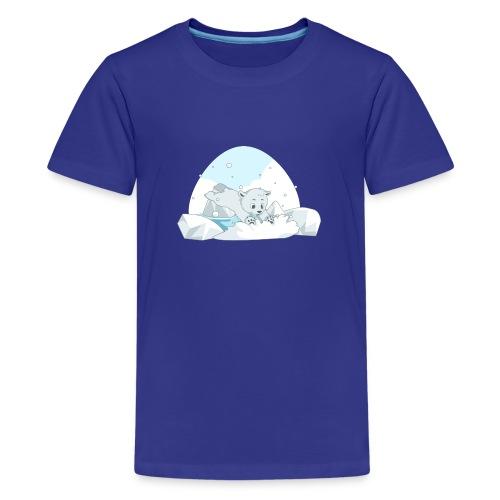 Polar Bear - Kids' Premium T-Shirt