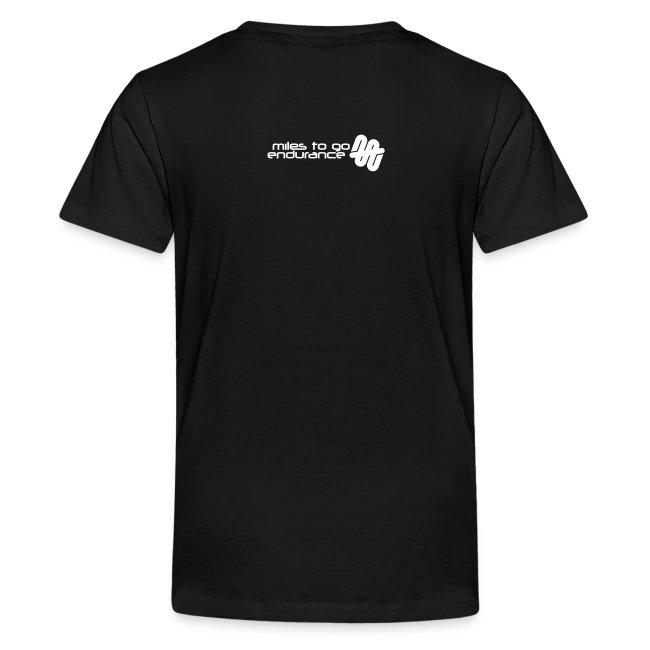 """Kids's MTGE """"Where We Run"""" T-Shirt"""