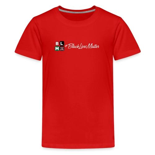 Black Lives Matter T Shirt - Kids' Premium T-Shirt