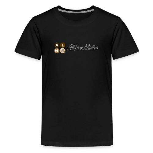 Kid's All Lives Matter TShirt - Kids' Premium T-Shirt