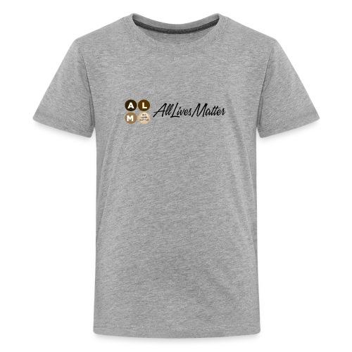 All Lives Matter Kids TShirt - Kids' Premium T-Shirt