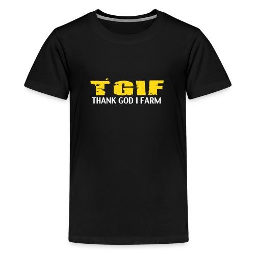 TGIF Kids - Kids' Premium T-Shirt