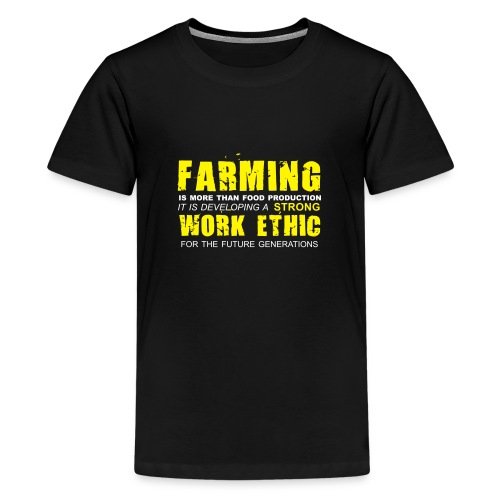 Strong Work Ethic Kids - Kids' Premium T-Shirt