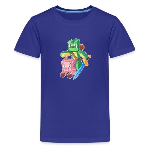 ECKOSOLDIER Kids Short 2 - Kids' Premium T-Shirt