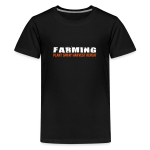 Plant spray harvest Kids - Kids' Premium T-Shirt