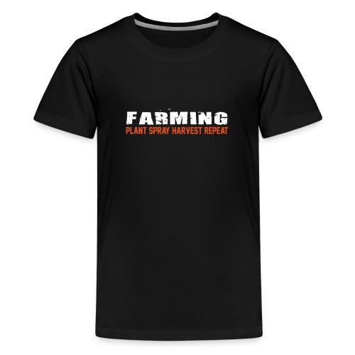 Plant spray harvest Kids - Kids' Premium T-Shirt