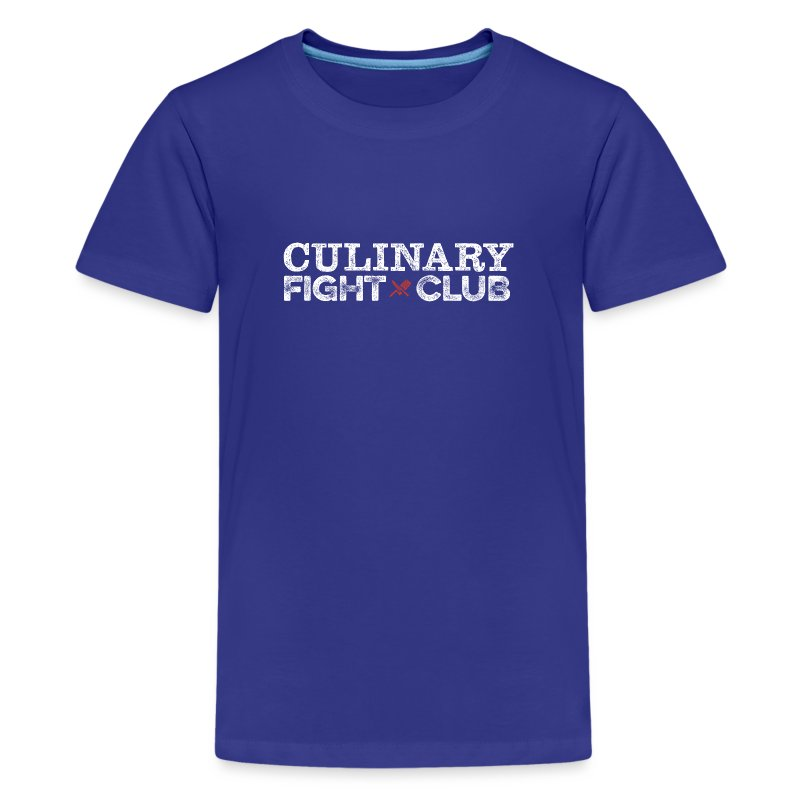 Culinary Fight Club - Kids' Premium T-Shirt