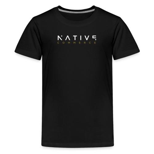 Native Commerce Smaller Size T-Shirt - Kids' Premium T-Shirt