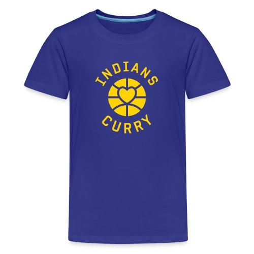Indians Love Curry Kids Shirt - Kids' Premium T-Shirt
