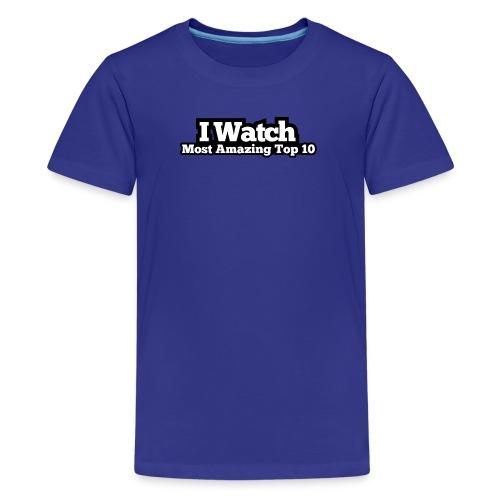 Kid's T-Shirt Top 10 - Kids' Premium T-Shirt