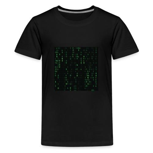 Chess Matrix - Kids Tshirt - Kids' Premium T-Shirt