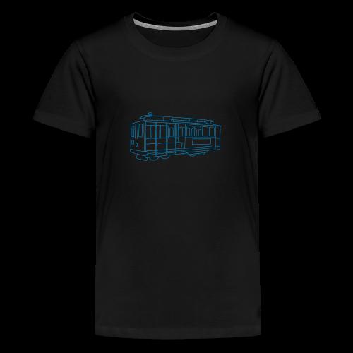 San Francisco Cable Car - Kids' Premium T-Shirt