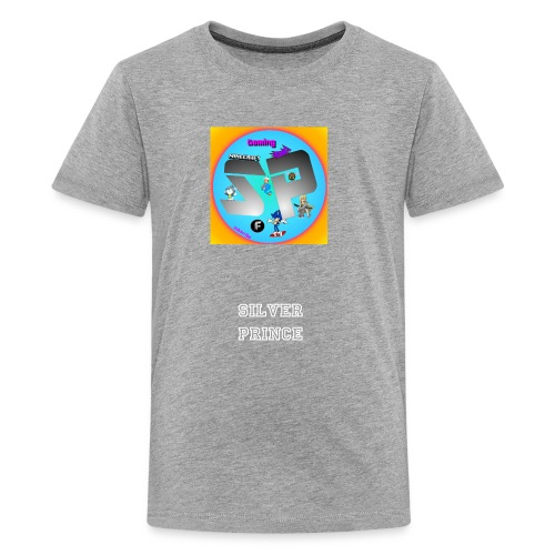 Channel Logo - Kids' Premium T-Shirt
