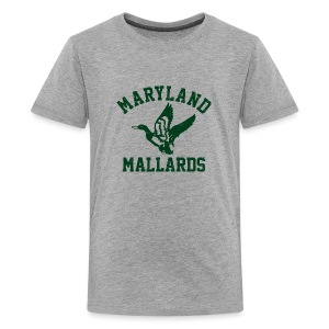 Kids Maryland - Green - Kids' Premium T-Shirt