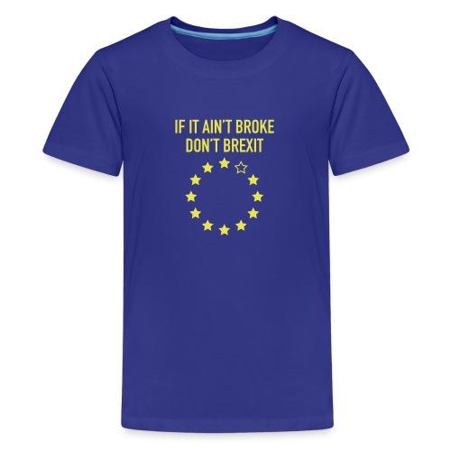 Brexit - children's t-shirt - Kids' Premium T-Shirt