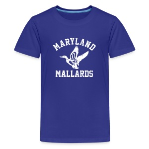 Kids Maryland - White - Kids' Premium T-Shirt