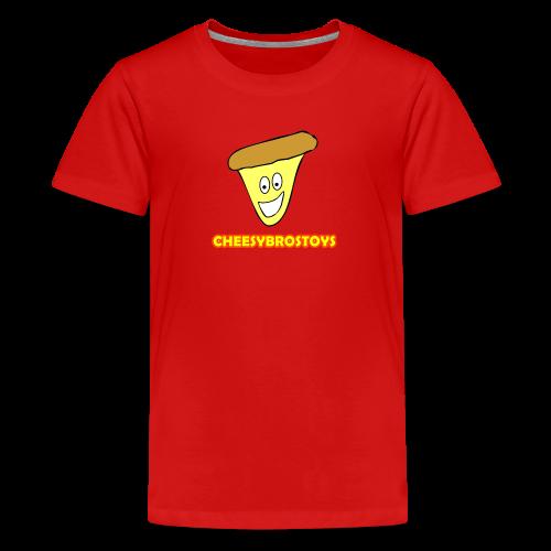 CheesyBrosToys Kid's American Apparel Shirt - Kids' Premium T-Shirt