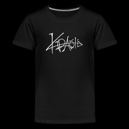 Kid's Dripping Logo Shirt - Kids' Premium T-Shirt