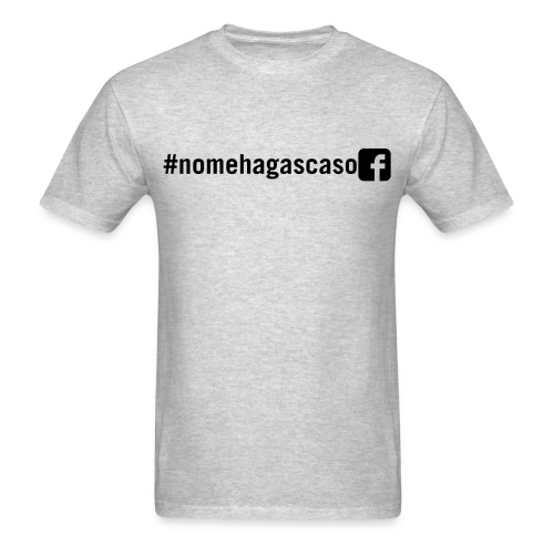 #nomehagascaso Men's T-Shirt (BL) - Men's T-Shirt