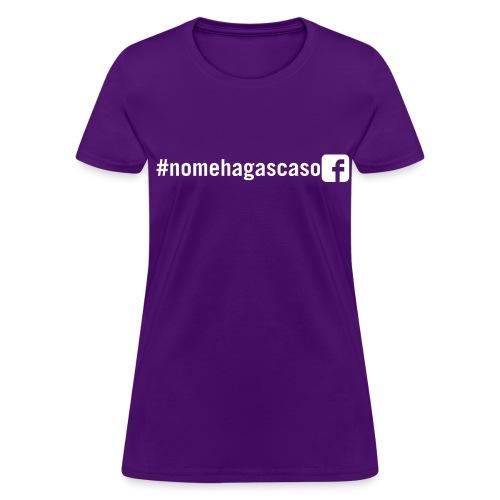 #nomehagascaso Women's T-Shirt - Women's T-Shirt