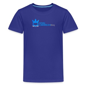 Kid's Royal Caribbean Blog Shirt - Kids' Premium T-Shirt
