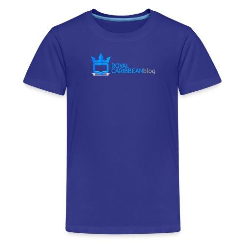 Kid's Royal Caribbean Blog Shirt - Kids' Premium T-Shirt