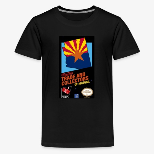 Kid's Nintendo Trade and Collectors of Arizona Shirt - Kids' Premium T-Shirt