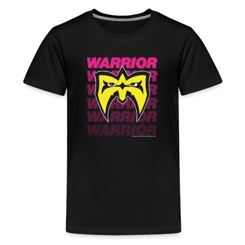 Ultimate Warrior 80's Kids T Shirt - Kids' Premium T-Shirt