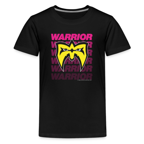 Ultimate Warrior 80's Kids T Shirt - Kids' Premium T-Shirt