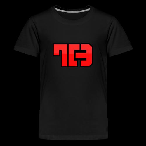 TR3 Kids E - Kids' Premium T-Shirt