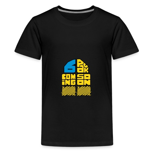 6 Pack kid - Kids' Premium T-Shirt