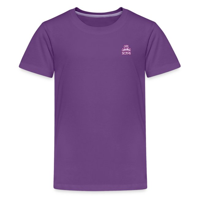 Kid's T-Shirt by American Apparel