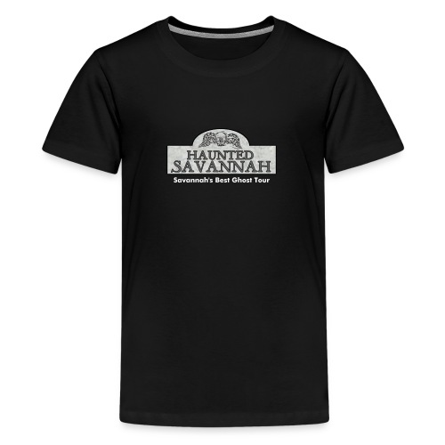 Haunted Savannah Tours Kids Tee - Kids' Premium T-Shirt